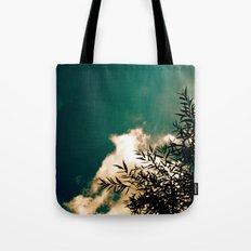 Tree in the Sky Tote Bag