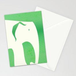 Sweet Elephant Stationery Cards