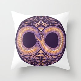 All Is One Throw Pillow
