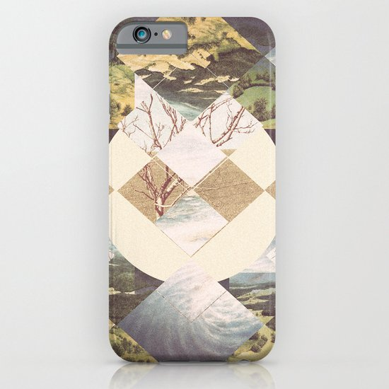 Geometric Abstraction iPhone & iPod Case