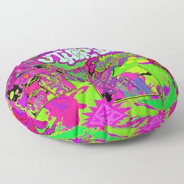 Other Worlds: The Game Floor Pillow