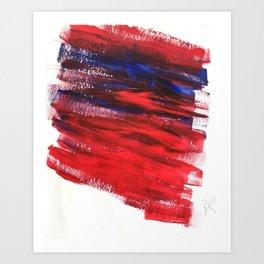 nearly Art Print