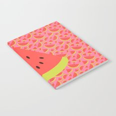 Spring watermelon Notebook