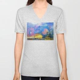 Series 1 Sitting Room 2 Unisex V-Neck