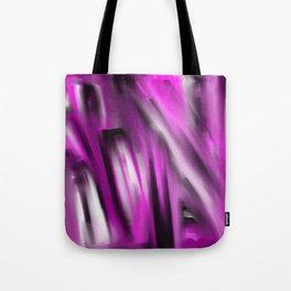 Unbalanced - Pale Abstract 3 Tote Bag