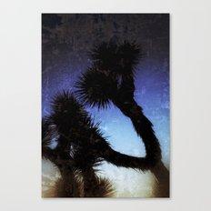 Memories of Joshua Canvas Print