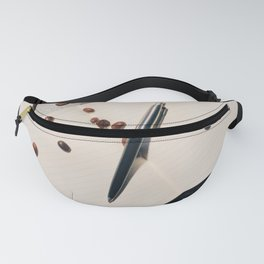 Writing and Coffee. Piece #1 Fanny Pack