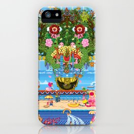 Cabana Fever iPhone Case