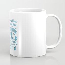 Swimming Mommy Coffee Mug
