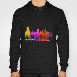 Austin Texas Skyline - Puddles Hoody