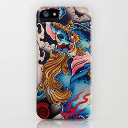 baku iPhone Case