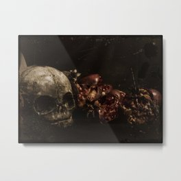 Precocious Post-Mortem Wisdom Metal Print
