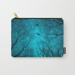 Stars Can't Shine Without Darkness Carry-All Pouch