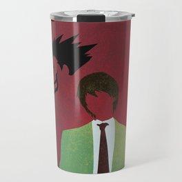 Light & Shinigami Travel Mug