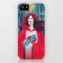 Did you forgive me? iPhone Case