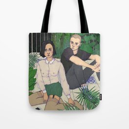 hothouse Tote Bag