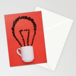 Coffee idea Stationery Cards