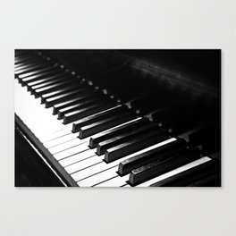 Piano 2 Canvas Print