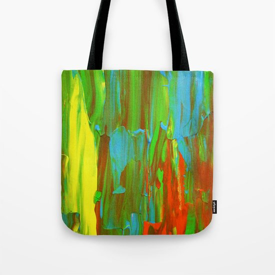 Abstract Painting 28 Tote Bag