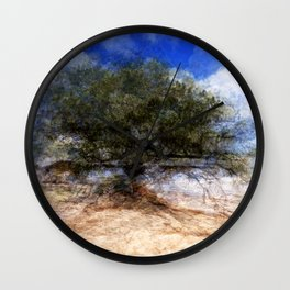 The Tree Wall Clock
