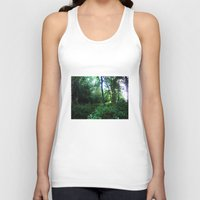 once upon a  time Tank Tops featuring Once upon a time  by Françoise Reina
