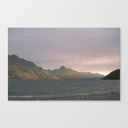 //02-05 DUSK Canvas Print