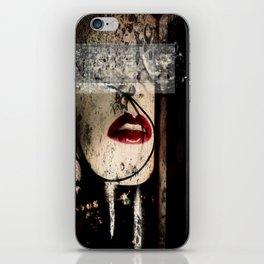 Bleeding Artisan iPhone Skin