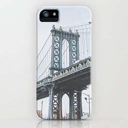 Dumbo Brooklyn New York City iPhone Case