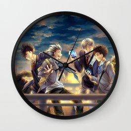 Haikyuu!! - 3rd Gym Squad Wall Clock