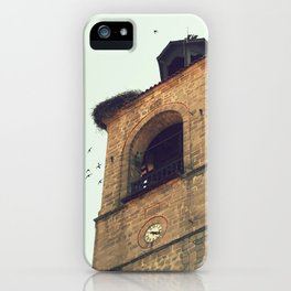 Bell iPhone Case