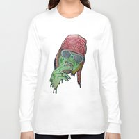 kurt rahn Long Sleeve T-shirts featuring Kurt  by Montana