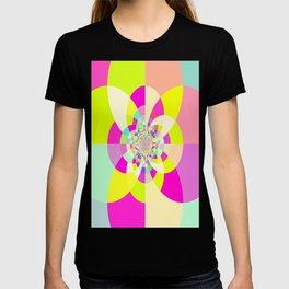 Bright & Pastel Kaleidoscope T-shirt