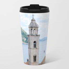 Looking out from Dubrovnik Travel Mug