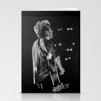 niall Stationery Cards featuring Niall by Drawpassionn
