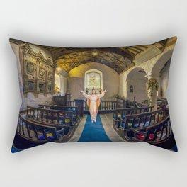 The Resurrection Of Jesus Rectangular Pillow