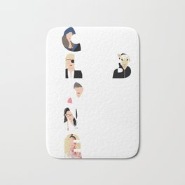 Orphan Black - Clone Club V1 W Bath Mat