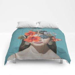 Hidden Beauty 3 Comforters