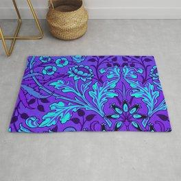Alexigender Pride Opulent Floral Design Rug