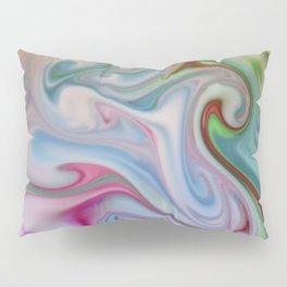 Wonderful World of Food Color 2 Pillow Sham