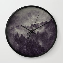 Excuse me, I'm lost Wall Clock