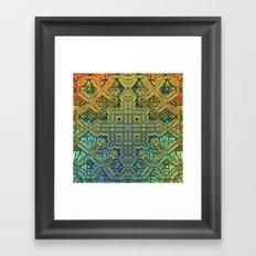 Ancient One Framed Art Print