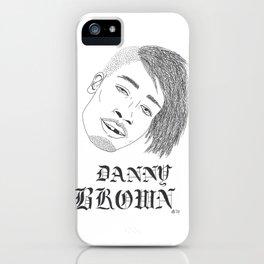 Danny iPhone Case