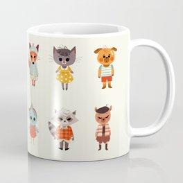 Animal Fashion Coffee Mug