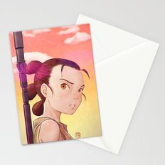 Starwars - Rey Tribute Stationery Cards