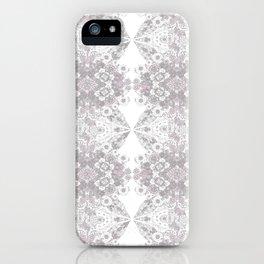 Most Sublime Lace iPhone Case
