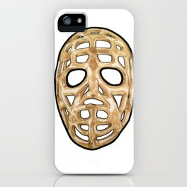 Plante Mask 2 iPhone Case