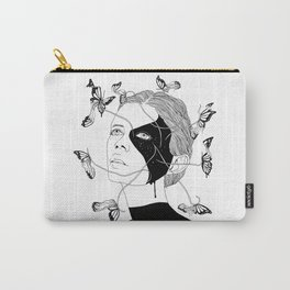 Figments I (Memories That Never Were) Carry-All Pouch