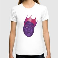 biggie smalls T-shirts featuring Biggie Smalls by David Savelberg