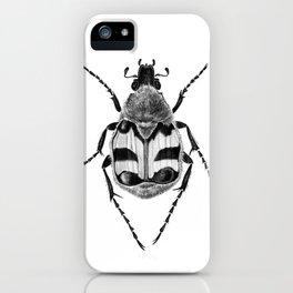 Beetle 02 iPhone Case