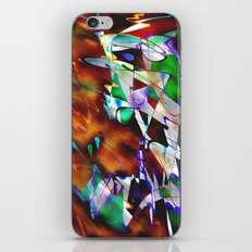 Abstract Inc. iPhone & iPod Skin